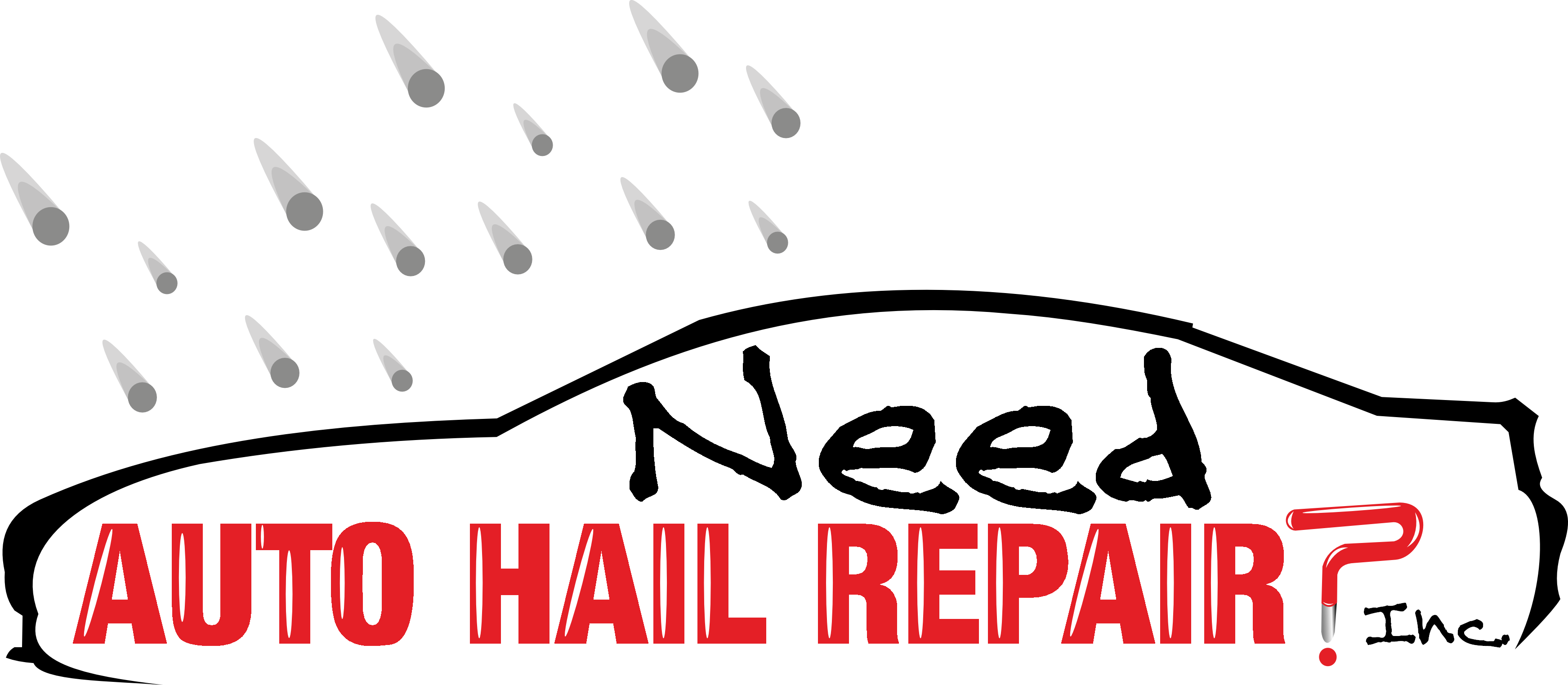 Need Auto Hail Repair ?