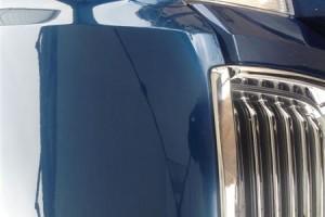 paintless dent repair after